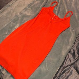 Pretty little thing cami dress